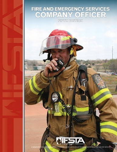 fire company officer ifsta - 1
