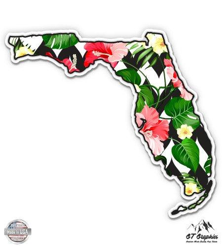 - Florida Tropical Pattern Cute - 3