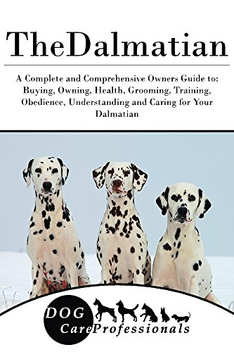 The dalmatian: a complete and comprehensive owners guide to.