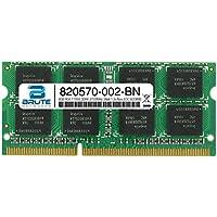 820570-002 - HP Compatible 8GB PC4-17000 DDR4-2133MHz 1Rx8 1.2v Non-ECC SODIMM