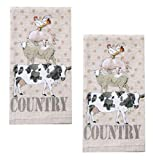 Kay Dee Designs R3250 Farm Life Animals Terry Towel (2)