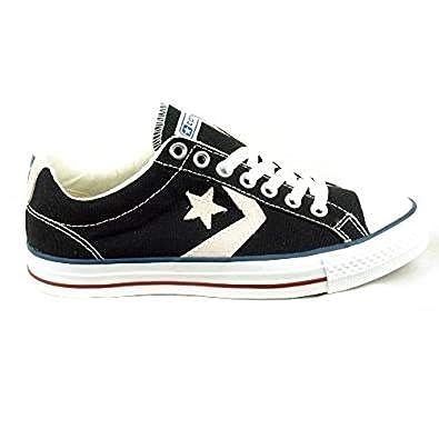 fa47ec6ae77 Converse Star Player Ox Shoes - Black   Milk UK 8  Amazon.co.uk  Shoes    Bags