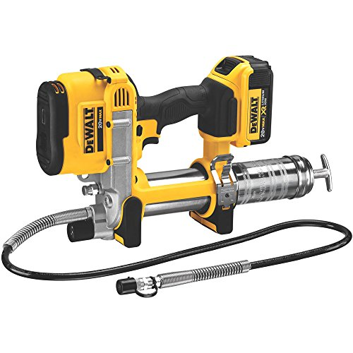 Dewalt Electric Locks - DEWALT DCGG571M1 20V MAX Cordless Grease Gun