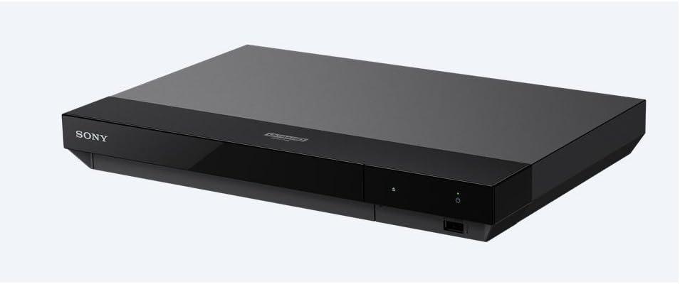 Sony UBP-X700 MULTIREGION Blu-ray Player Bundle with Solo Star Wars Story Ultra Blu-ray Disc