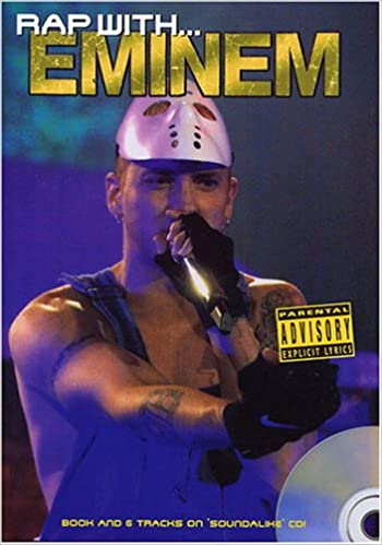 Rap with Eminem (Book & CD): Amazon co uk: 9780711991729: Books