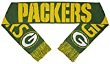 Packers Big Logo Jacquard Jersey Scarf