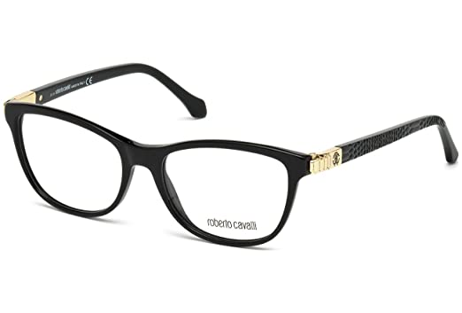 1370300009 Image Unavailable. Image not available for. Color  Roberto Cavali Sirius  RC0969-001 ACETATE EYEGLASS FRAME ...