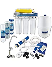 Finerfilters onderspoelbak, 6-traps omgekeerde osmose-systeem met fluoridesafstand (50 GPD), voor het beste drinkwater