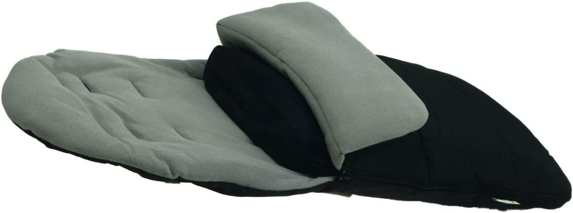 Dolphin Grey Premium Footmuff//Cosy Toes Compatible with Graco Stadium Duo