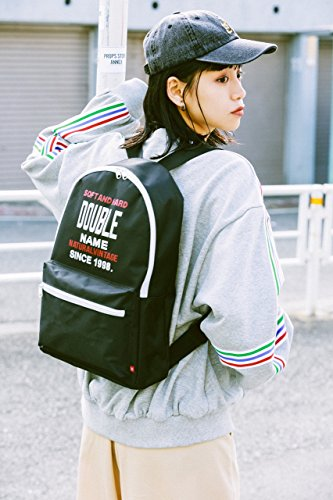 DOUBLE NAME BACKPACK BOOK 画像 E