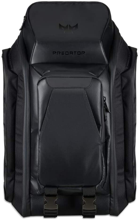 "Acer Predator M-Utility 1680D Ballistic Laptop Backpack for Up to 17"" Laptop, Black, PBG920"
