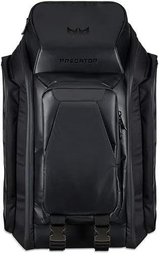 Acer Predator M-Utility 1680D Ballistic Laptop Backpack for Up to 17 Laptop, Black, PBG920