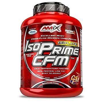 Amix Isoprime CFM Isolate, 1000gr aislado de proteina CFM Pistachos