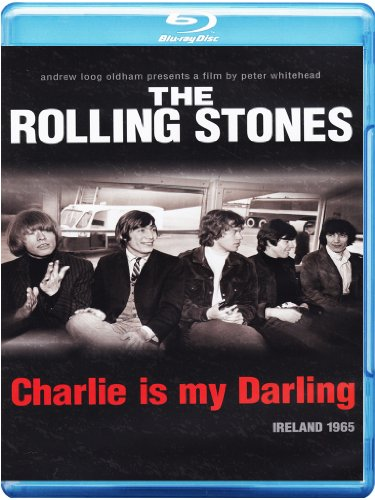 Blu-ray : The Rolling Stones - Charlie Is My Darling - Ireland 1965 (Blu-ray)