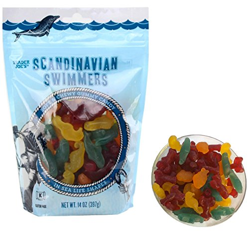 Trader Joes Scandinavian Swimmers Shapes