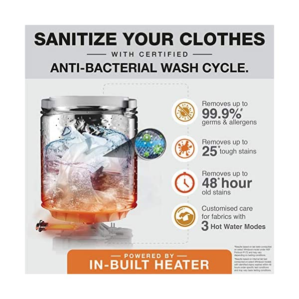 best selling whirlpool washing machine