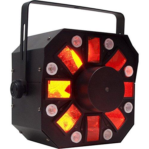American DJ Stinger DMX Laser, Strobe and Moonflower LED Light Effect | STINGER American Dj Strobe Pack