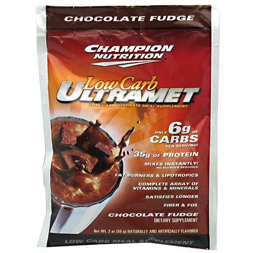 Ultramet Champion Nutrition - Champion Nutrition Low Carb Ultramet
