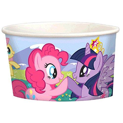 My Little Pony Friendship 9.5oz Paper Treat Cups