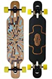 Loaded Tan Tien 2012 Flex 2 Complete Longboard Skateboard W/ Paris V2 Trucks, Orangatang Wheels