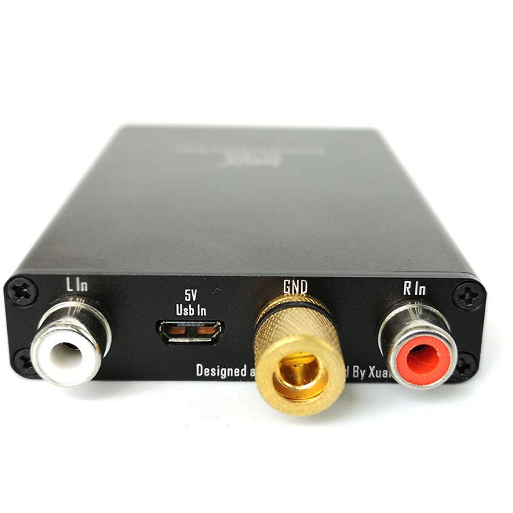 DollaTek Record Player MM Pre-Amplificador de Phono Hi-Fi Audio ...