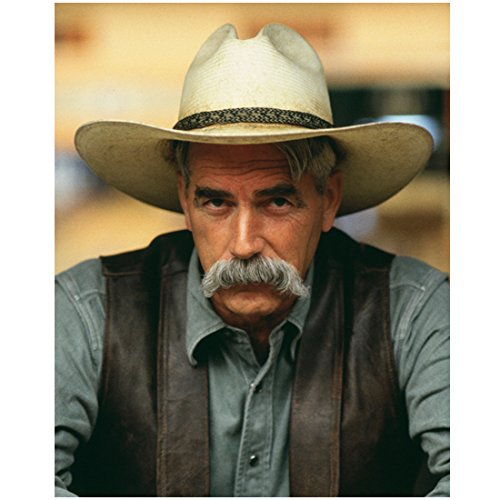 The Big Lebowski with Sam Elliot Close Up Wearing Cowboy Hat 8 x 10 Photo