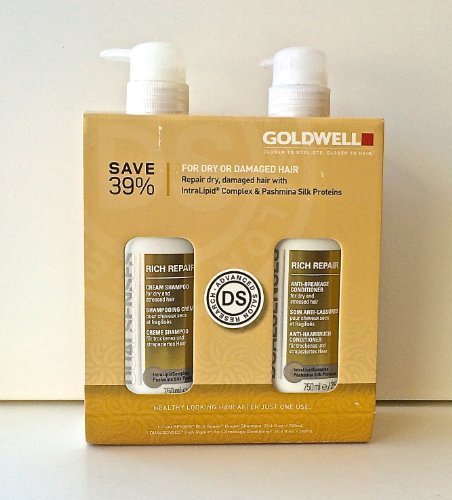 goldwell rich repair conditioner - 9