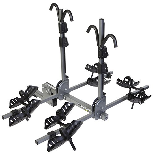 Swagman Quad 2+2 Platform Hitch 2 or 4 Bike Rack