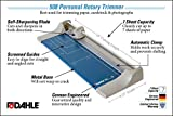 """Dahle 508 Personal Rotary Trimmer, 18"""" Cut"""