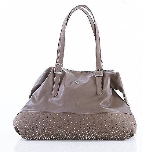BROWN HOBO AND SHOULDER BAG J.LO BY JENNIFER LOPEZ BAGJL6182MA