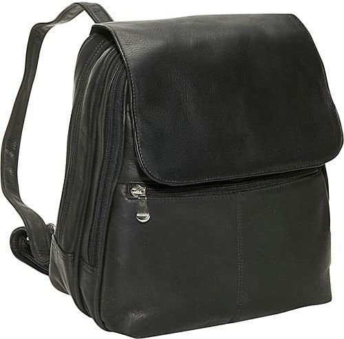 David King Co. Women's Organizer Backpack, Black, One Size