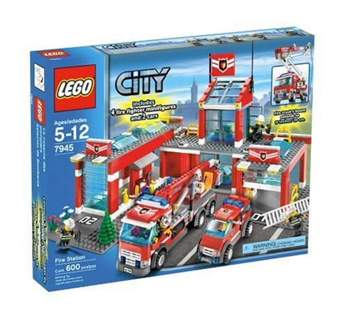 Top 9 Best LEGO Fire Station Sets Reviews in 2020 6