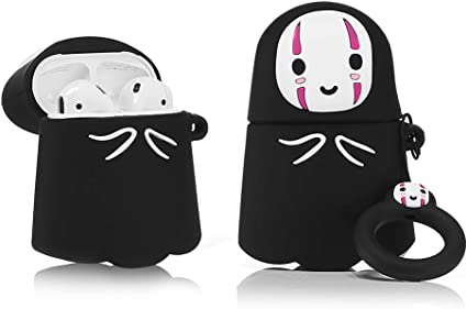Fun ZAHIUS Airpods Silicone Case Funny Cover Compatible for Apple Airpods 1/&2 Popular Ins Style Best Gift for Girl Boy