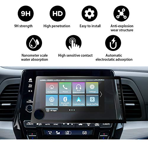 YEE PIN 2018 2019 Honda Odyssey EX EX-L Touring Elite 8 Inch Display Audio Touch Screen Film ()