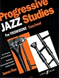 img - for Progressive Jazz Studies for Trombone, Bk 1 (Faber Edition) book / textbook / text book