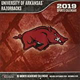 Arkansas Razorbacks 2019 Calendar