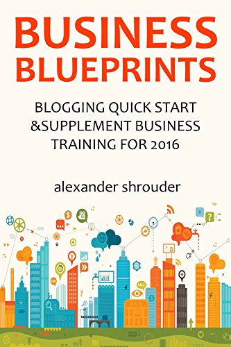 THE NEW BUSINESS BLUEPRINT for 2016: BLOGGING QUICK START & SUPPLEMENT BUSINESS TRAINING (Shoes For Women Online)