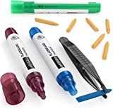Arteza Glass Board Dry Erase Markers Pack of 10