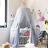 Dix-Rainbow Mesh Bed Canopy 7-Pieces & 10-Pieces