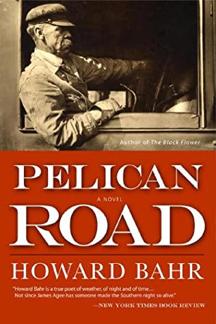 book cover of Pelican Road