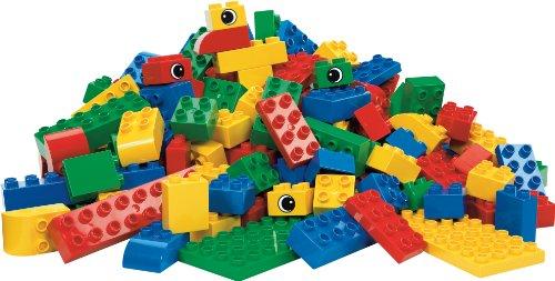 LEGO Education DUPLO Brick Set 4496357 (144 Pieces) (B000N3VJ8Q ...