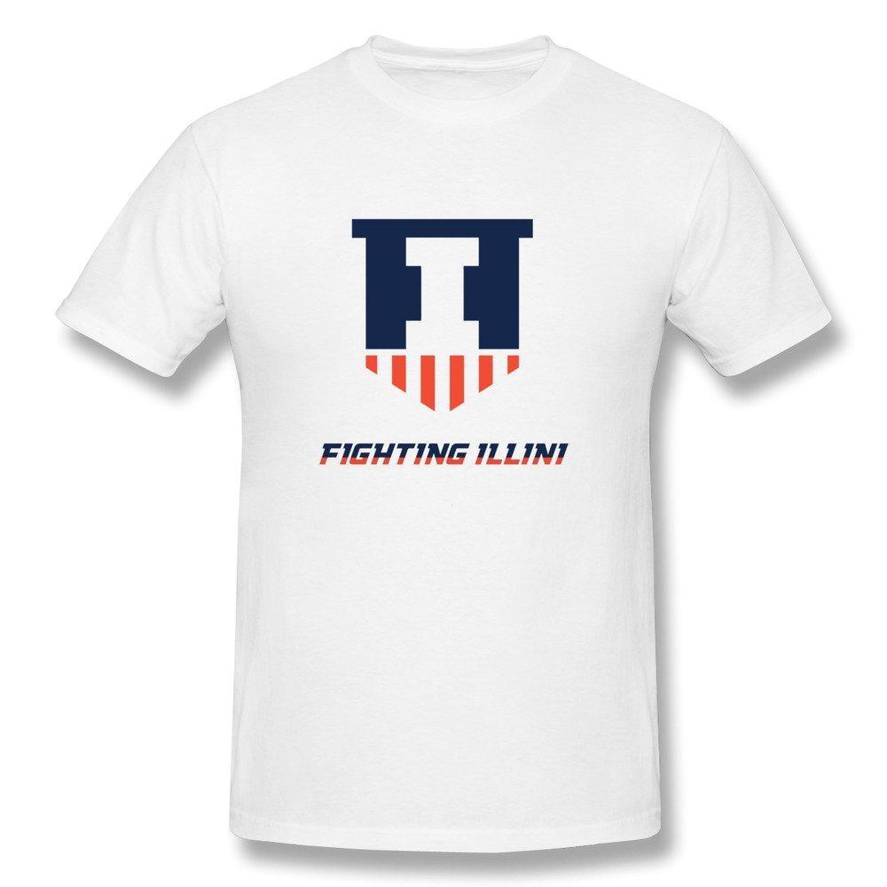 Sfmy S Illinois Fighting Illini Football Logo Tshirts