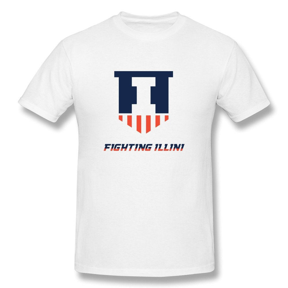 Sfmy S Illinois Fighting Illini Football Logo Tshirts