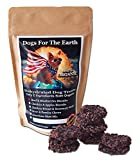 Dogs For The Earth Organic Dehydrated Beef & Blueberries Treats Review