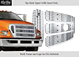 APS 2004-2015 Ford F-650/F-750 Stainless Steel Billet Grille #S18-C00856F