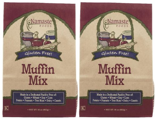 (Namaste Foods Muffin Mix - Muffin & Scone - 16 oz - 2 pk)