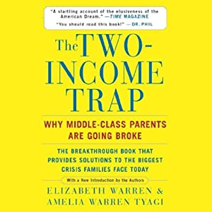 The Two-Income Trap Audiobook