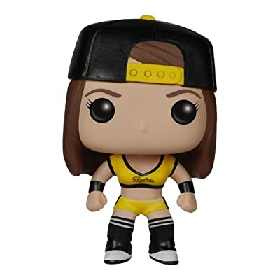 Funko POP WWE Nikki Bella Action Figure: Funko Pop! Wwe:: Toys & Games