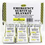 Mayday Solar Blanket Case of 250 - 84'' x 52""