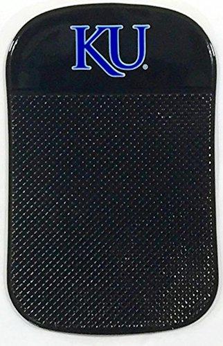 Kansas Slide (NCAA Kansas MagicPad; sticky pad anti-slide dash mount car accessory)